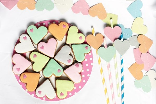 san valentine party