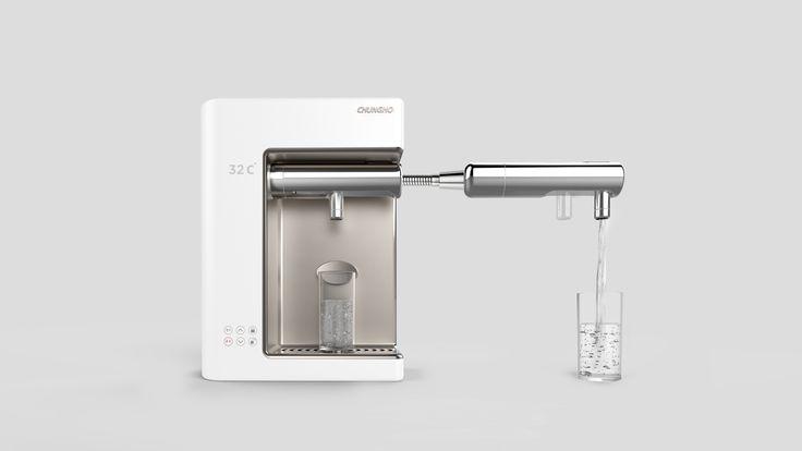 """내 @Behance 프로젝트 살펴보기: """"LONGER_Water Purifier_ChunghoNais Design Contest [2012]"""" https://www.behance.net/gallery/45878701/LONGER_Water-Purifier_ChunghoNais-Design-Contest-2012"""