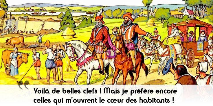 Le gouverneur de #Bretagne, soutenu par le roi Philippe II d'Espagne, avait pris la tête des derniers ligueurs