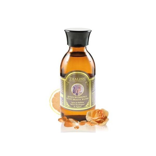 Queen Hatshetsut Egypt Beauty Water.Un intenso perfume de aromaterápia le acompañará aportándole seguridad y aumentando su autoestima.