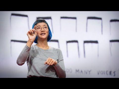The Enchanting Music of Sign Language   Christine Sun Kim   TED Talks - YouTube