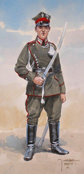 Ułan Polski 1917 - 1920