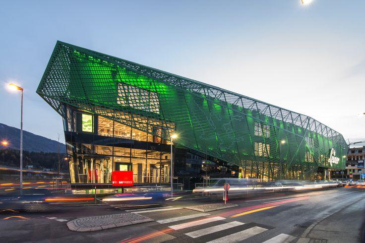 Bildergebnis für innsbruck modern architecture