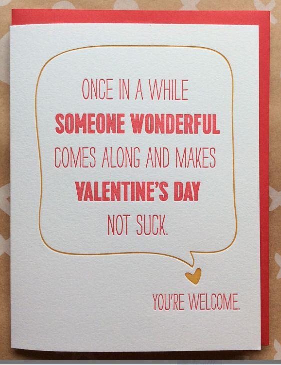 Letterpress Valentine Cards For Your New Boyfriend Girlfriend