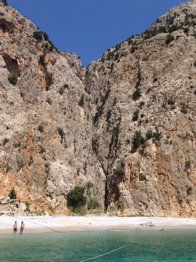 Sailing the Turkish Riviera on a Small Catamaran with G Adventures: Symi and the…