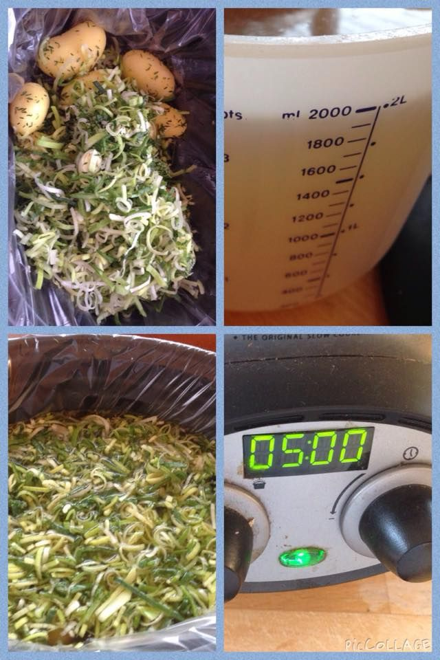 Mims Keuken :: Aardappel-preisoep