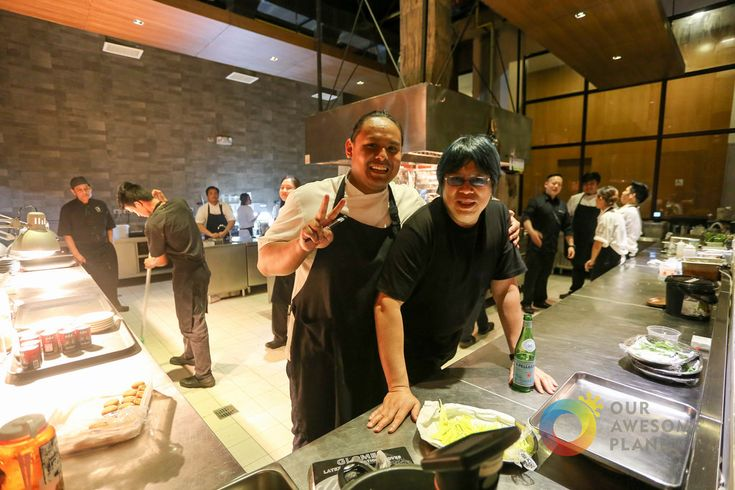 BLACK SHEEP: X-treme Filipino by Chef Jordy x Bo Innovation's Demon Chef Alvin Leung! @MadridFusionMNL