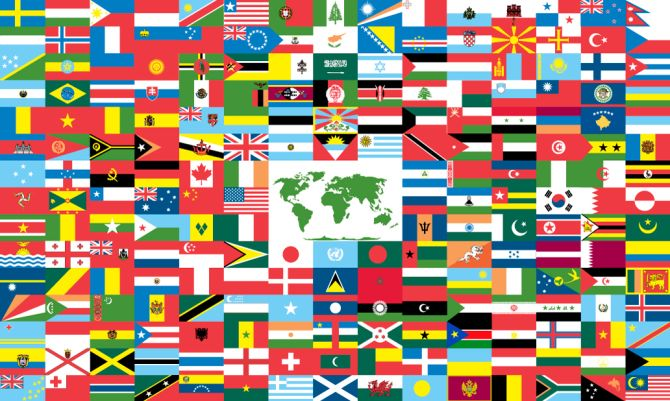 Quiz: How Much Do You Know The Flags Of The World?