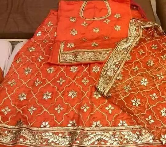 Rajputi poshak by kuldeep singh