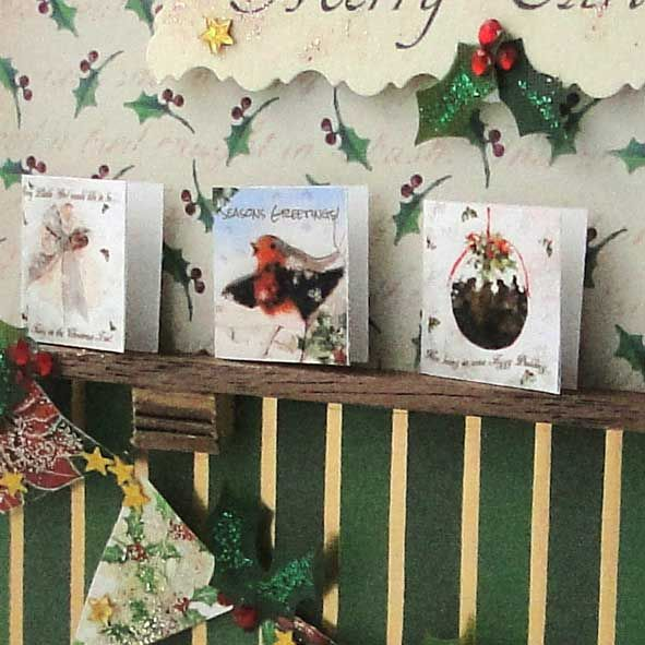 Extra Special Christmas Card, Unique greeting Cards and Gifts by Paradis Terrestre made in Britain