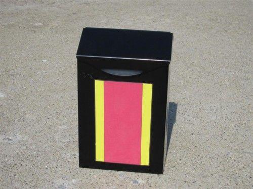 Amazing Race Party - Clue Box