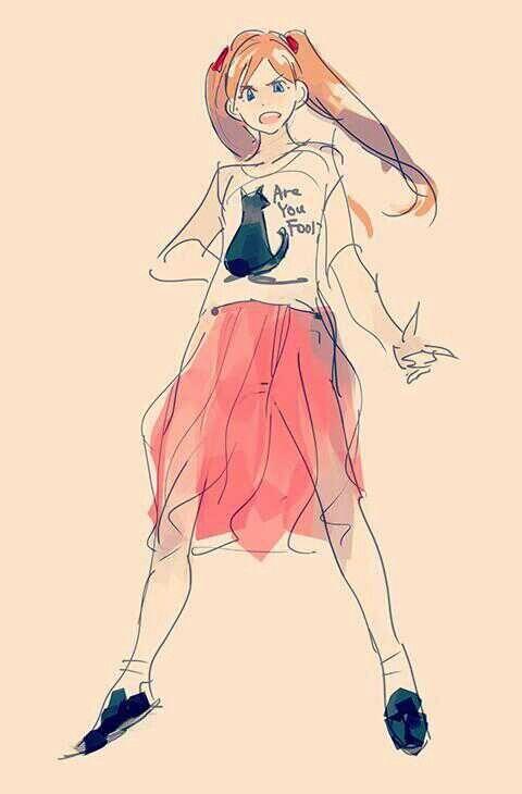 Asuka by pomodorosa