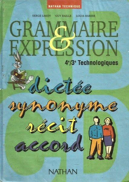 la faculté: Télécharger Gratuitement : Grammaire et Expression.pdf