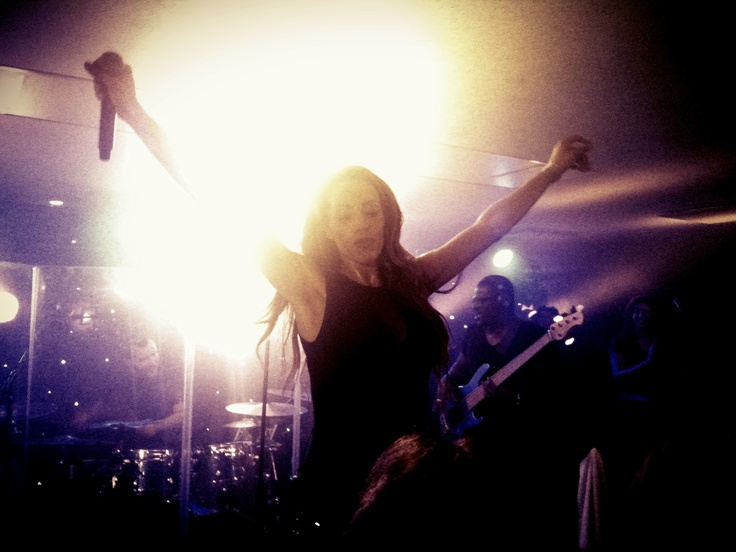 Glennis Grace - Chalet Fontaine (Kaatsheuvel) - Picture taken by MhC