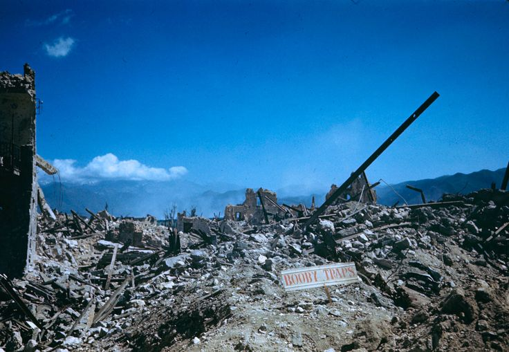 World War II in Color: The Italian Campaign and the Road to Rome   LIFE.com