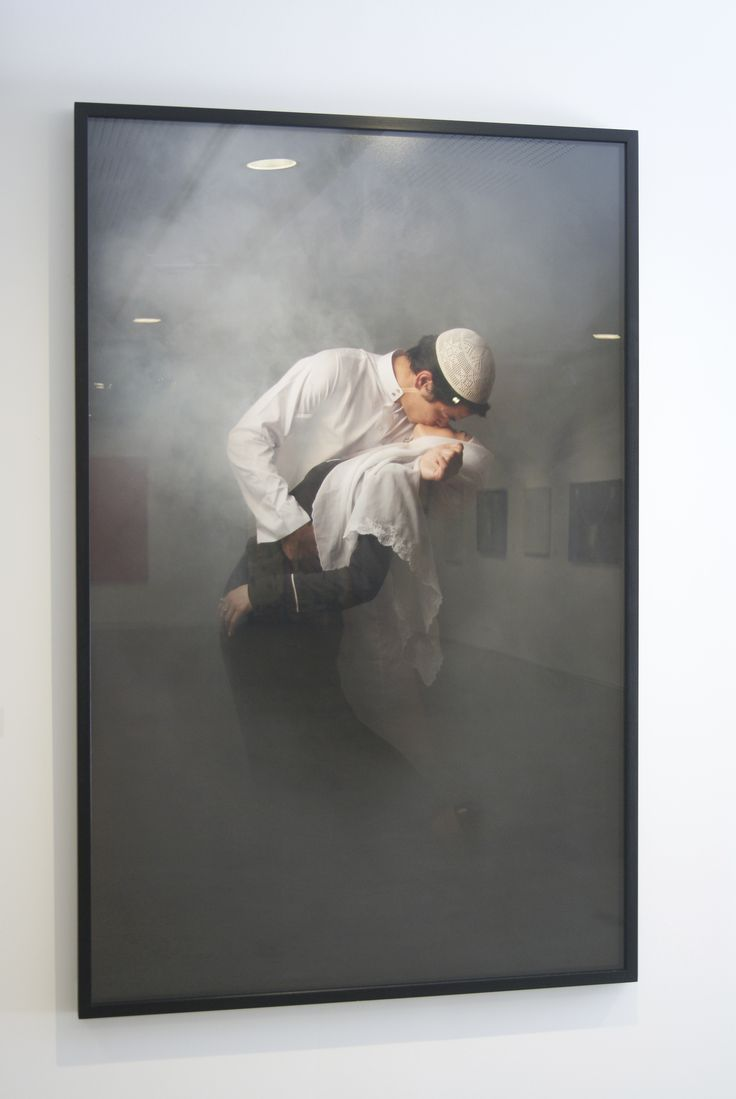 for Blake Prize - I Want to Hold Your Hand -Abdul Abdullah