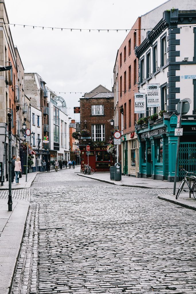 Ireland Guide --- Temple Bar