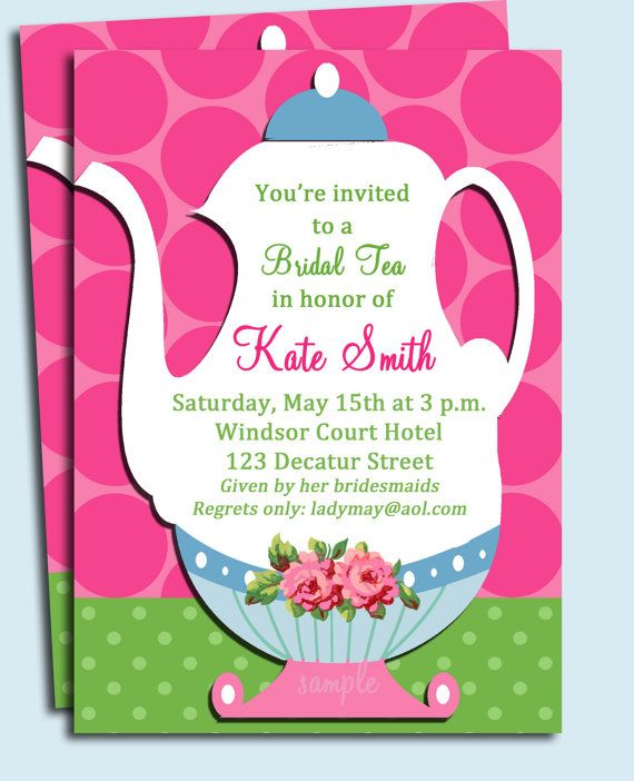 630498b9129cd3896328aeaa1de7bb33 baby shower tea bridal shower tea 75 best adult party invitation styles images on pinterest,Free Printable Tea Party Baby Shower Invitations