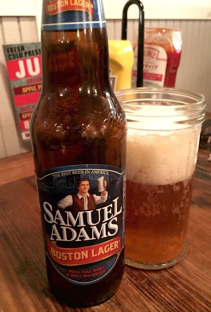 Samuel Adams @ Bubby's