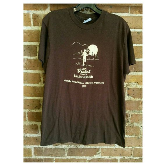 Vintage Grolsch Beer Road Race Tee by RevolveYbor on Etsy