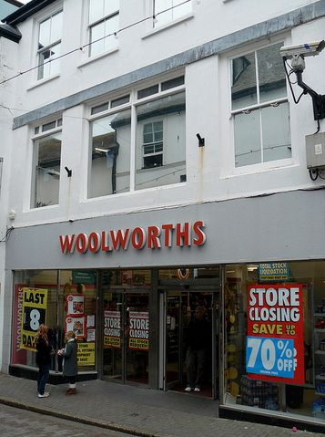 St Ives Woolworths 2008