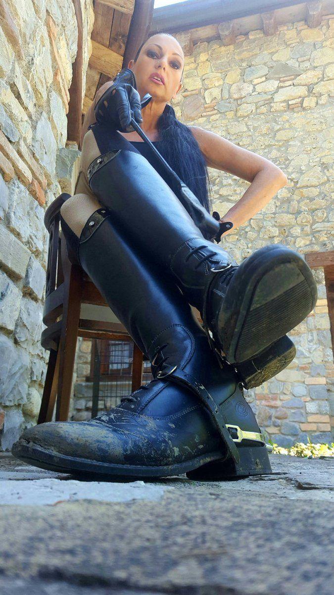 Stiefelherrin Boot Heel