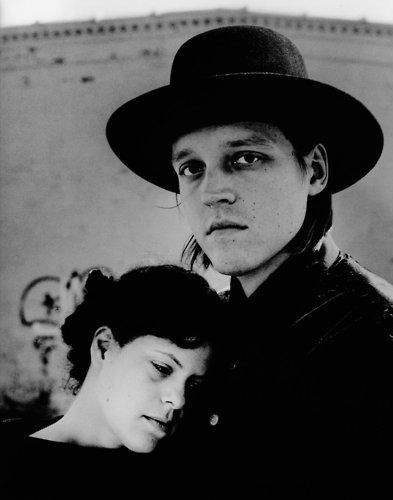 Win Butler and Regine Chassagne by Anton Corbijn