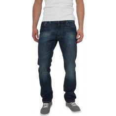 Urban Classics Straight Fit Blue Stone Jeans