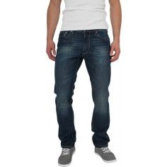 Urban Classics Straight Fit Blue Stone Jeans. Goes perfect with a simple white t-shirt.