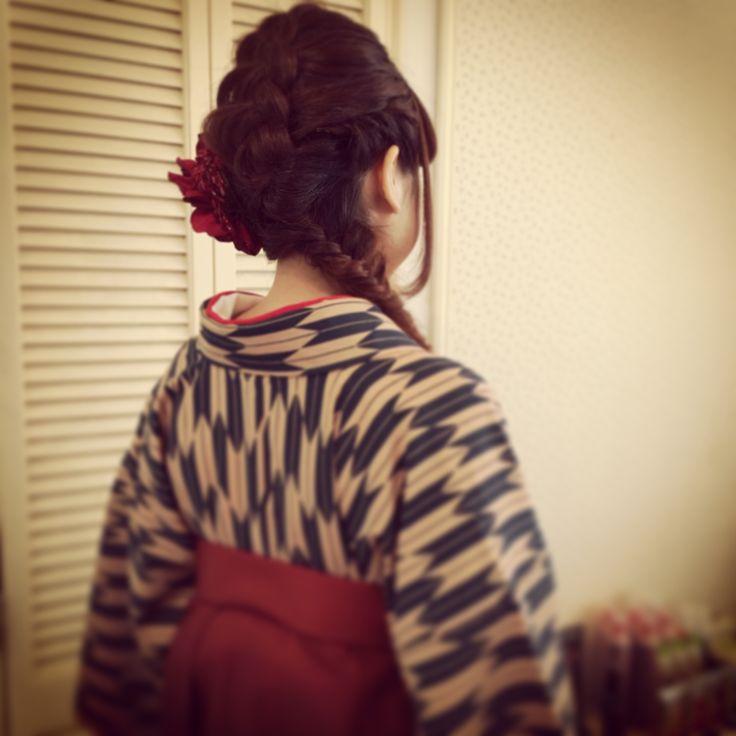 袴スタイル
