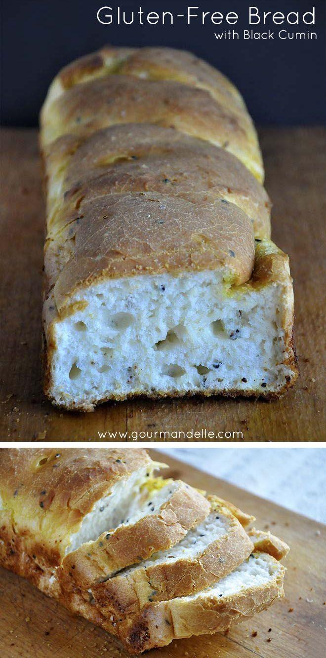 Delicious Gluten-Free Bread Recipe — Dishmaps