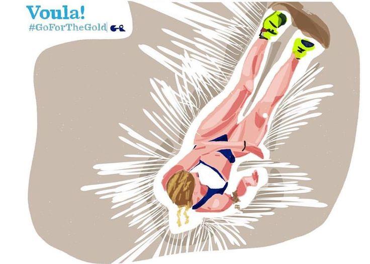 Voula Papachristou | Triple Jump  #TeamHellas_Rio2016 #OlympicGames2016