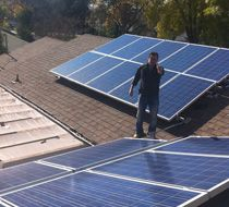 Installation of solar panels Los Angeles is absolutely supportive for reduction of environmental pollution. The solar systems Los Angeles even reduce the power costs of the consumer. For more Please visit :   http://www.americansolarsolution.com/products.html