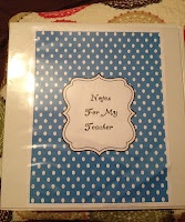 Print for FREE!! Binder cover for binder to keep all the sweet notes your students give you. :): Student, Sweet Notes