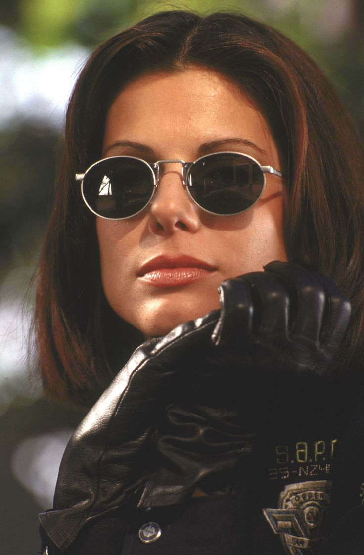 Sandra Bullock in Demolition Man