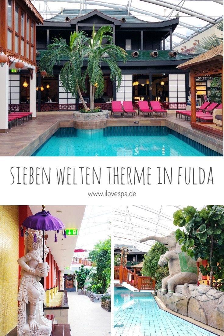 Sieben Welten Therme Spa Resort Sauna Therme Therme Und