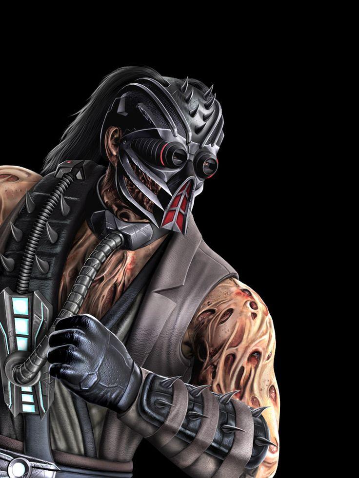 Kabal from Mortal Kombat