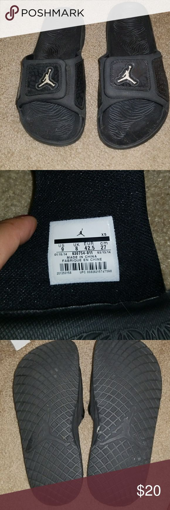 Men's Jordan flip flops Men's Jordan flip flops size 9 Jordan Shoes Sandals & Flip-Flops