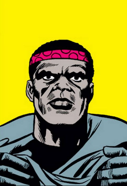 T'Challa the Black Panther's First Appearance in Fantastic Four #52 (1966) - Jack Kirby