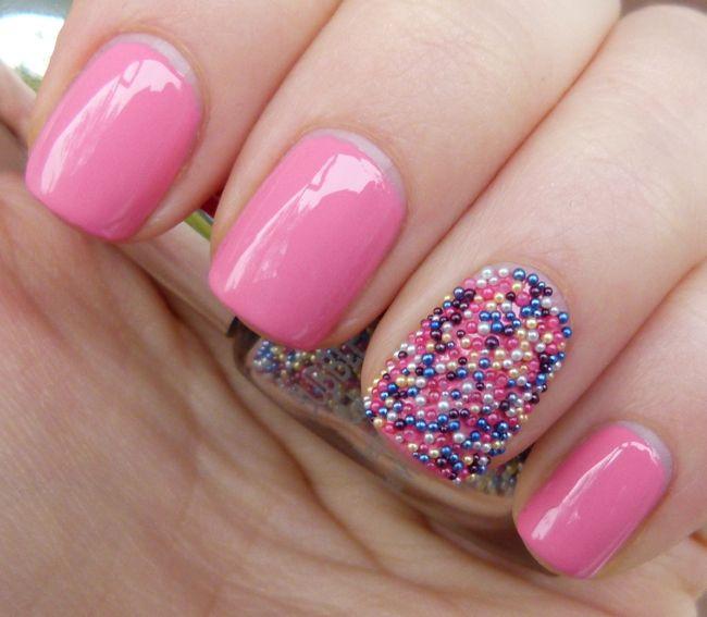 nail art bubbles by Pupa