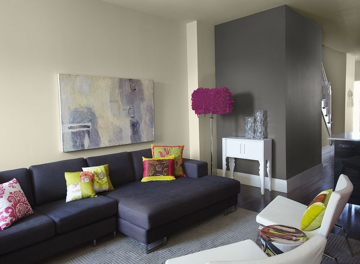 Modern Colour Schemes For Living Room Grey Sofa How To Decorate Oblong Color Ideas & Inspiration | Inspiring ...