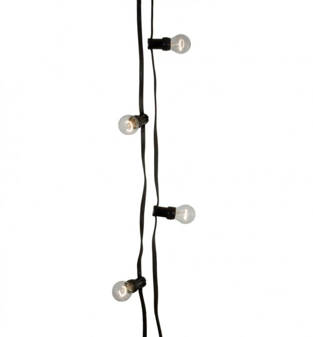 Lichterkette mit 10 Glühbirnen, Granit Living, Lampe, Leuchte, Lichterkette, Granit | COUCH – DAS ERSTE WOHN & FASHION MAGAZIN