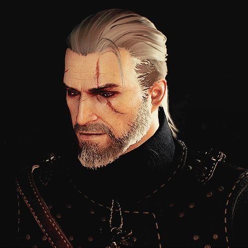 • well The Witcher the witcher 3 geralt of rivia gamediting the witcher iii mg:new mg:wi have a random geralt gifset because?? his eyes fascinate me in every cutscene tbh renegon •