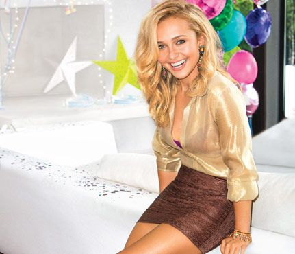 Hayden Panettiere in the Never Say Never Sexi push up bra