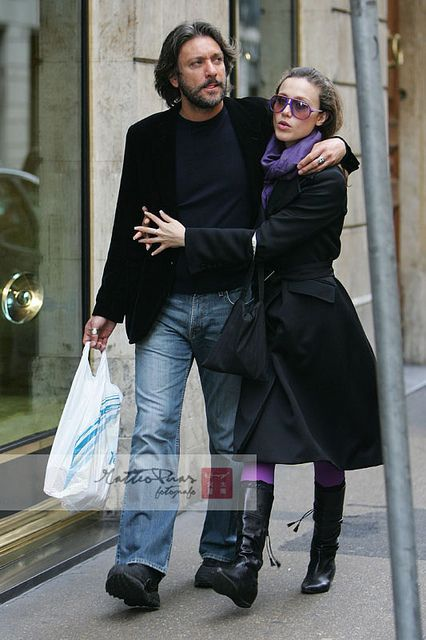 Gabriella Pession and Sergio Assisi by photostudio81, via Flickr