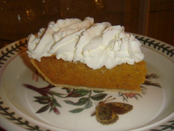 Pumpkin pie - tekvicový páj (fotorecept) - obrázok 6