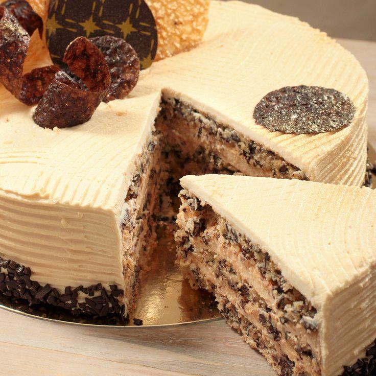Tortul Piemontesa, unul dintre cele mai elegante și rafinate sortimente din portofoliul Armand.