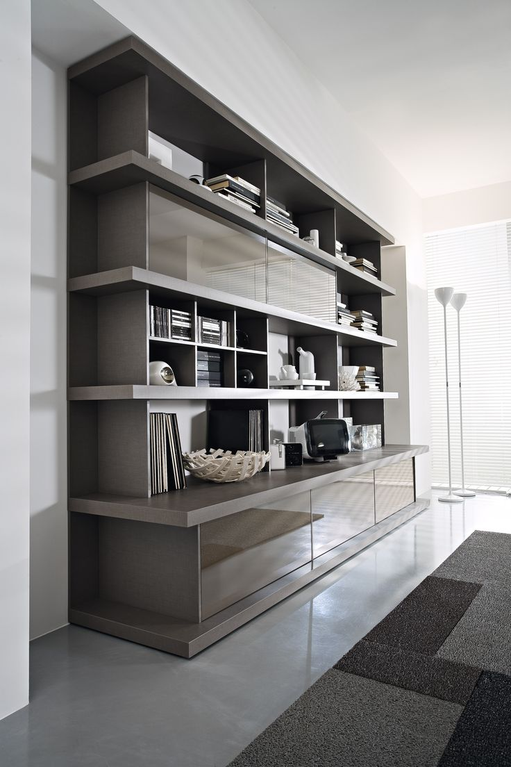 Marvelous Pedini USA with shelving between the counter and wall cabinets plete with sliding doors The future of home design Pinterest Dune