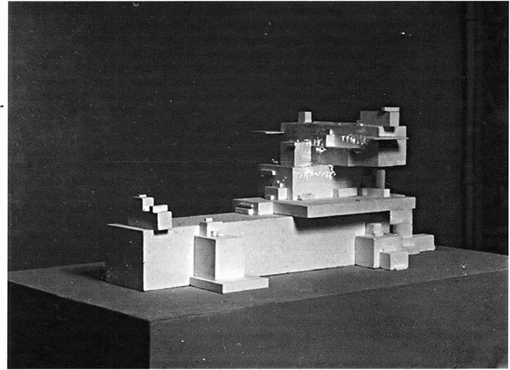 Suprematism in architecture: Kazimir Malevich and the arkhitektons | The Charnel-House