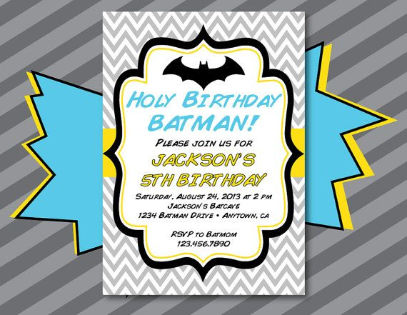 batman comic book style birthday party or baby by smashcakeandco 10